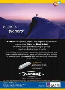 """ESPÍRITU PIONERO, SIR EDMUND HILLARY"" Balastos Electrónicos Wamco, 2006"