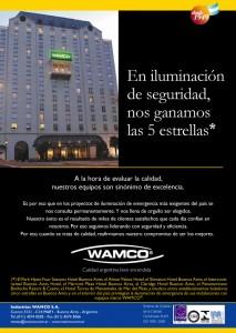 """""""NOS GANAMOS LAS CINCO ESTRELLAS""""Equipos de Emergencia Wamco, 2006"""