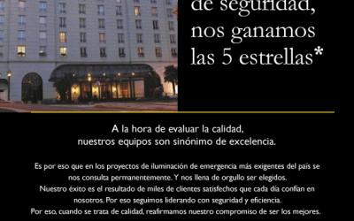 """""""NOS GANAMOS LAS CINCO ESTRELLAS"""""""