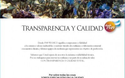 """""""TRANSPARENCIA Y CALIDAD"""""""