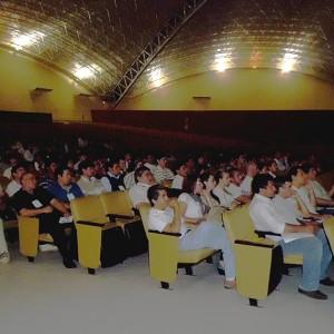 """""""CONEXPO NOA, RESISTENCIA 2012""""Participantes del seminario de capacitación Wamco"""