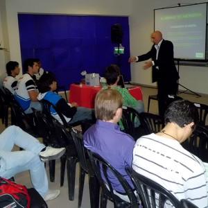 """""""CONEXPO NOA, RESISTENCIA 2012""""Charla de capacitación sobre Iluminación de Emergencia Wamco"""
