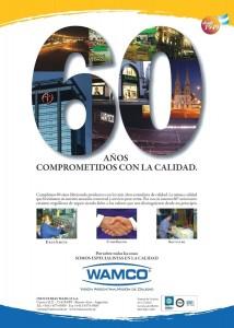 """""""60 ANIVERSARIO""""Industrias Wamco cumple 60 años, 2009"""