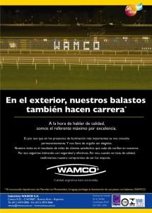 """HACEN CARRERA"" Balastos Wamco, 2006"