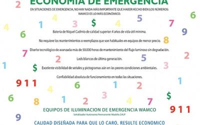 """Economía de Emergencia""   Economia ZALP, 2013 - 2014"