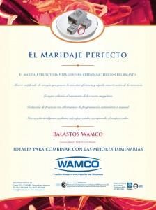"""Maridaje Perfecto"" Dimlux, 2013 - 2014"