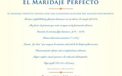 """""""Maridaje Perfecto"""""""