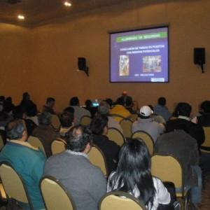 """CONEXPO NOA, SALTA 2010""Participación comercial y dictado de conferencia técnica"