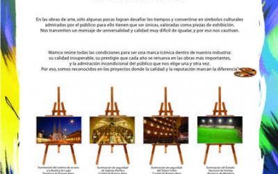 Wamco Institucional Calidad de Exhibicion 50