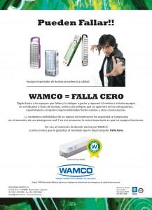 Luminaria LED ADLN Wamco