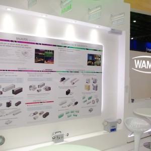 WAMCO presente en BIEL 2017